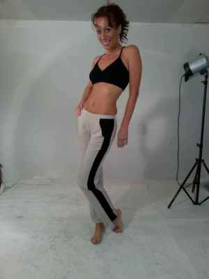 Fit Modeling - Casual - Yoga Wear