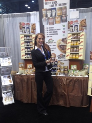 Food & Beverage Sampling - Sweets & Snacks Show