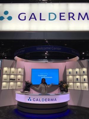 Information Desk - Reception - ADA American Dermatology Assoc. - Galderma