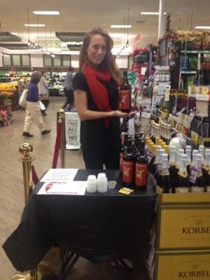 Wine Demos - Samples - Sales