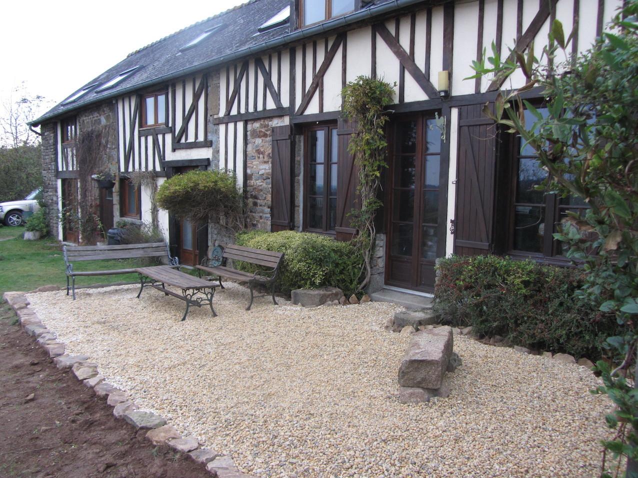 gite holidays at Le Choisel, Normandy, France