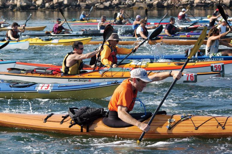 Kayaking (Provided)