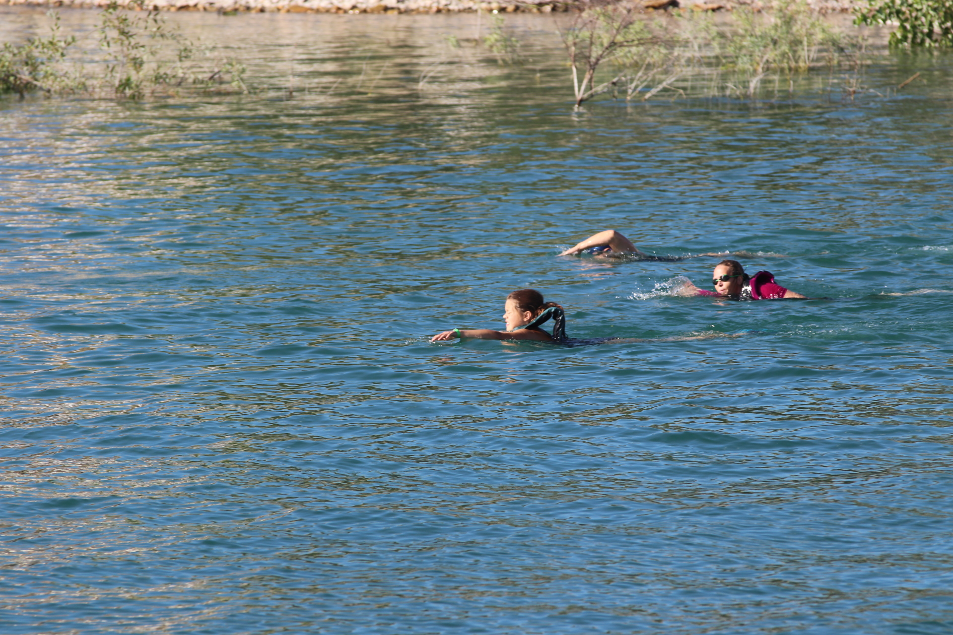 Swimming (Skip if you want)