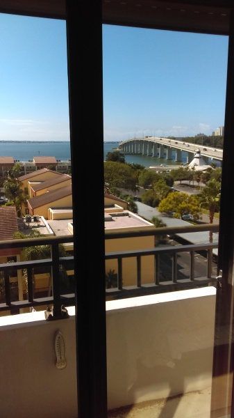 Window Cleaning on Clearwater Beach