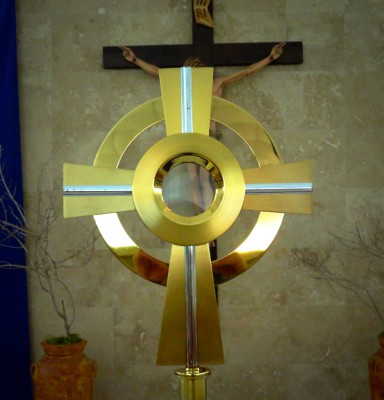 Holy Eucharist Adoration