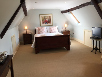 B&B in Rockingham, Corby