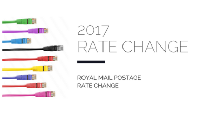 Royal Mail Rate Change 2017