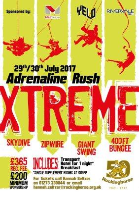 Adrenaline Rush Xtreme!