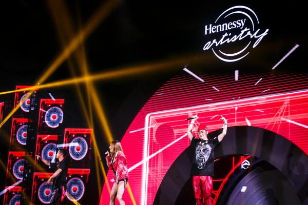 Hennessy Artistry 2014
