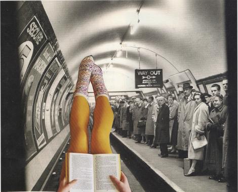 Rebekah MacRobert Edinburgh Collage Collective
