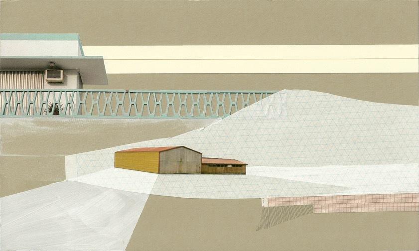 Emily Moore Edinburgh Collage Collective