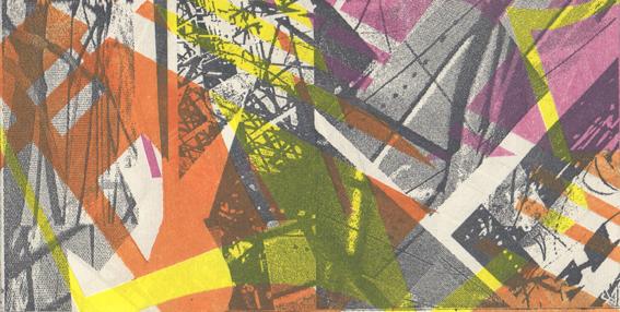 Megan Elizabeth Taylor Edinburgh Collage Collective