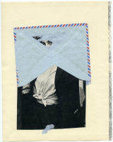 #collage #art #ecc#edinburgh #mailart #scotland