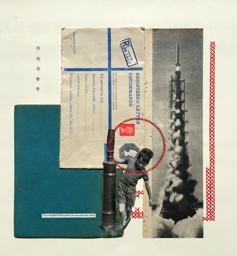 #collage #collageart #mixedmedia #collagecollecitive #rhed #rhedfawell #art