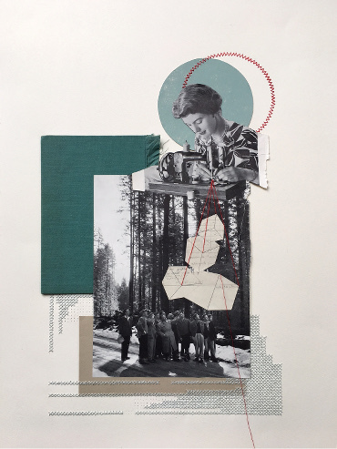 #rhedfawell #collage #collageart #vintage #collagecollective #ecc #edinburghcollagecollective #mixedmedia #edinburgh #art