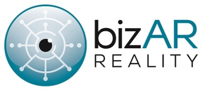 bizAR Reality logo. bizAR Reality is an Augmented and Virtual Reality Specialist in South Africa