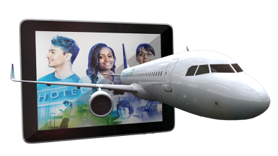 bizAR Reality worked with Travelport South Africa to create an Augmented and Virtual reality experience for the travel industry, using the Markit AR app.