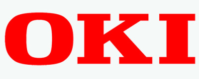 OKI Printers Logo. Read the case study with regards to the augmented reality app we created for them
