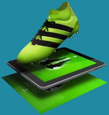 bizAR Reality & Adidas Augmented Reality Experience