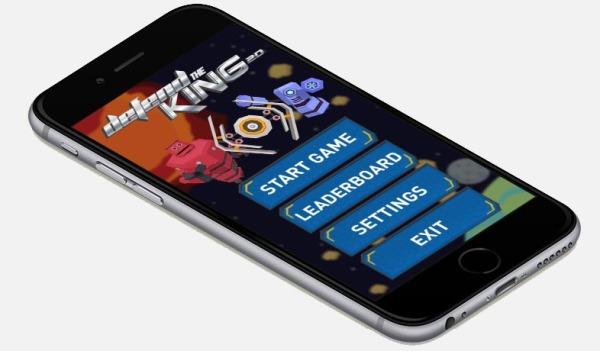 bizAR Reality & Burger King Mobile App