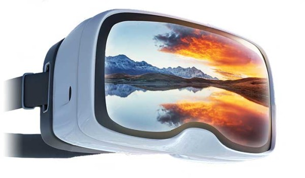 bizAR Reality Virtual Reality headset image