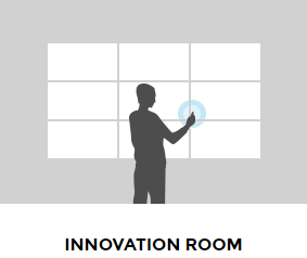 Innovation Room Interactive Screen South Africa