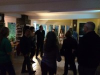 Excellent night at Plas Penaeldroch!