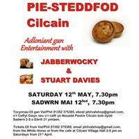 Excellent evening at Cilcain Pie-steddfod