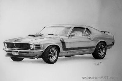 Mustang Boss 302 (2015)