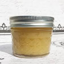 Coconut Oil, Coconut Sugar Scrub, Exfoliant