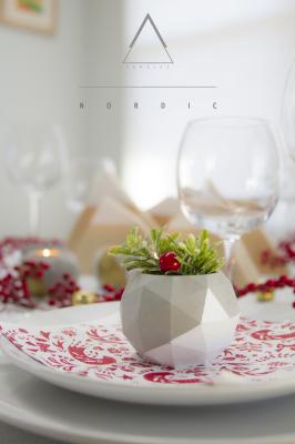 Nordic mini planter