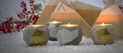 Nordic candles