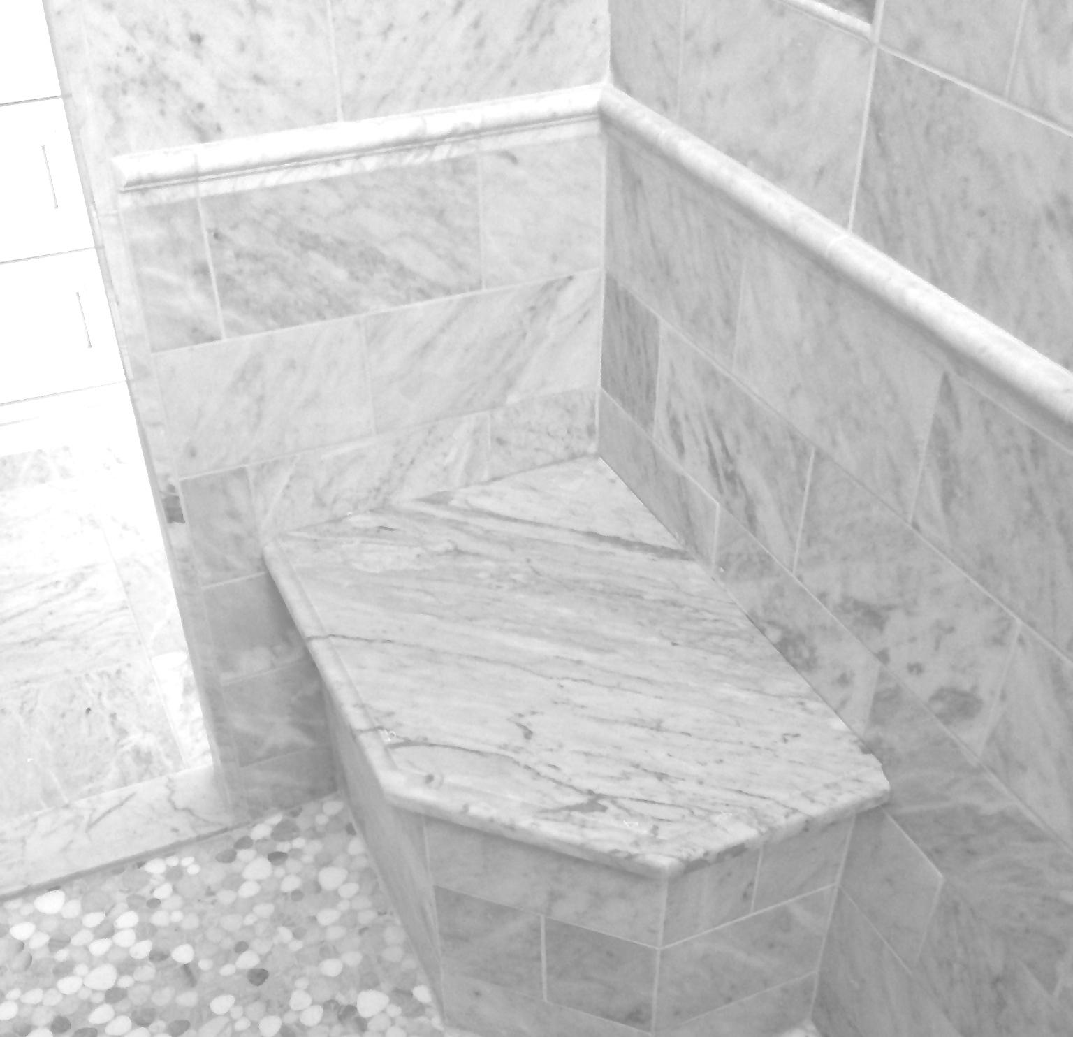 sower walls/bathroom remodeling