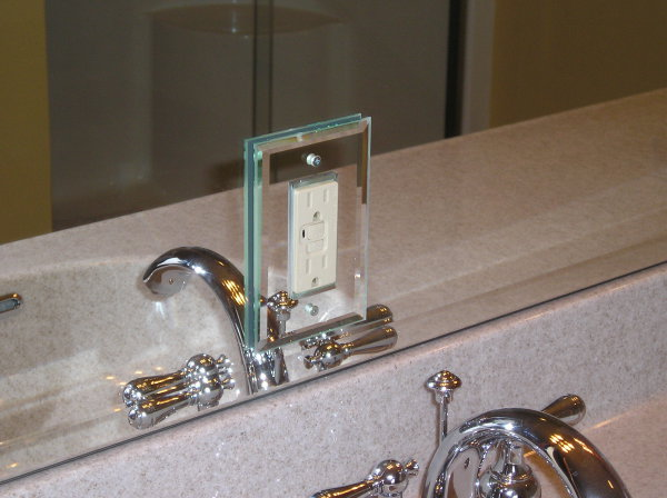 Mirror-Cover-Plate