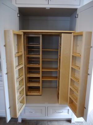 Easy Access Pantry