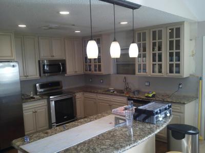 Beach House Kitchen - Before