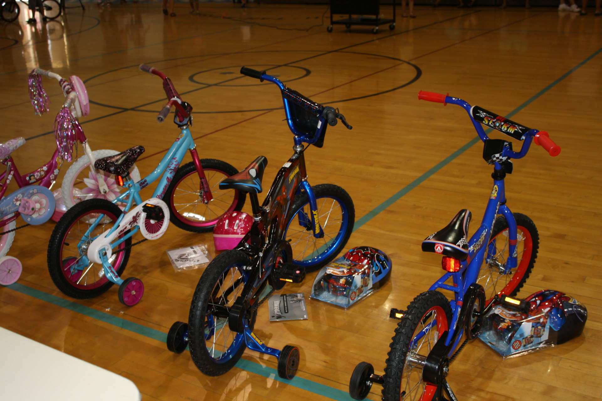 21th Annual Bicycle Rodeo