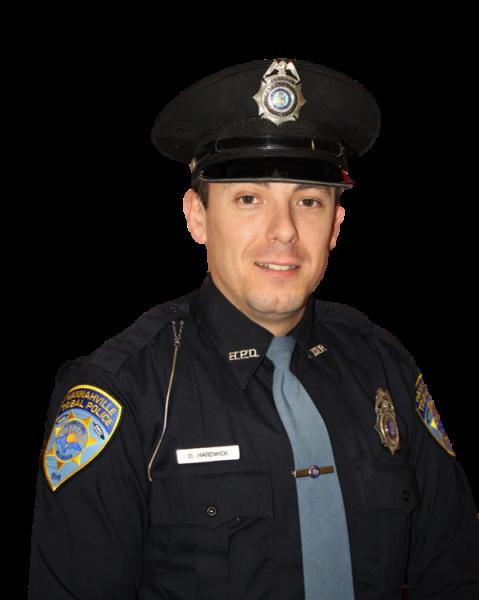 Officer Hardwick