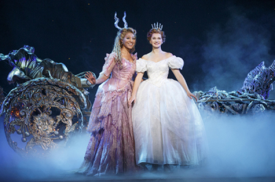 The National Tour of R+H's Cinderella the Musical