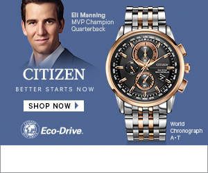 watches, citizen, regency jewelers