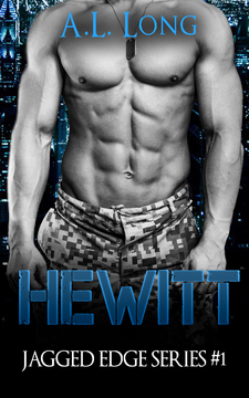 Hewitt : Jagged Edge Series #1