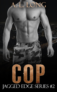 Cop: Jagged Edge Series #2