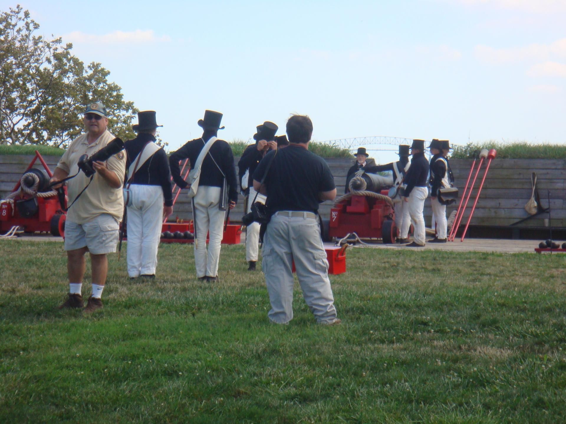 Fort McHenry Visit 2014