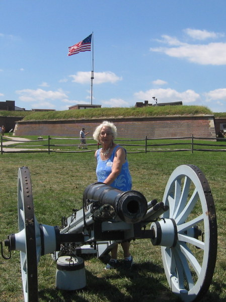 Visit to Fort McHenry 2014