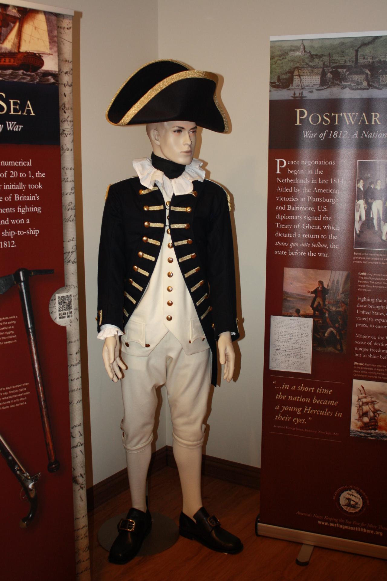 1812 costume