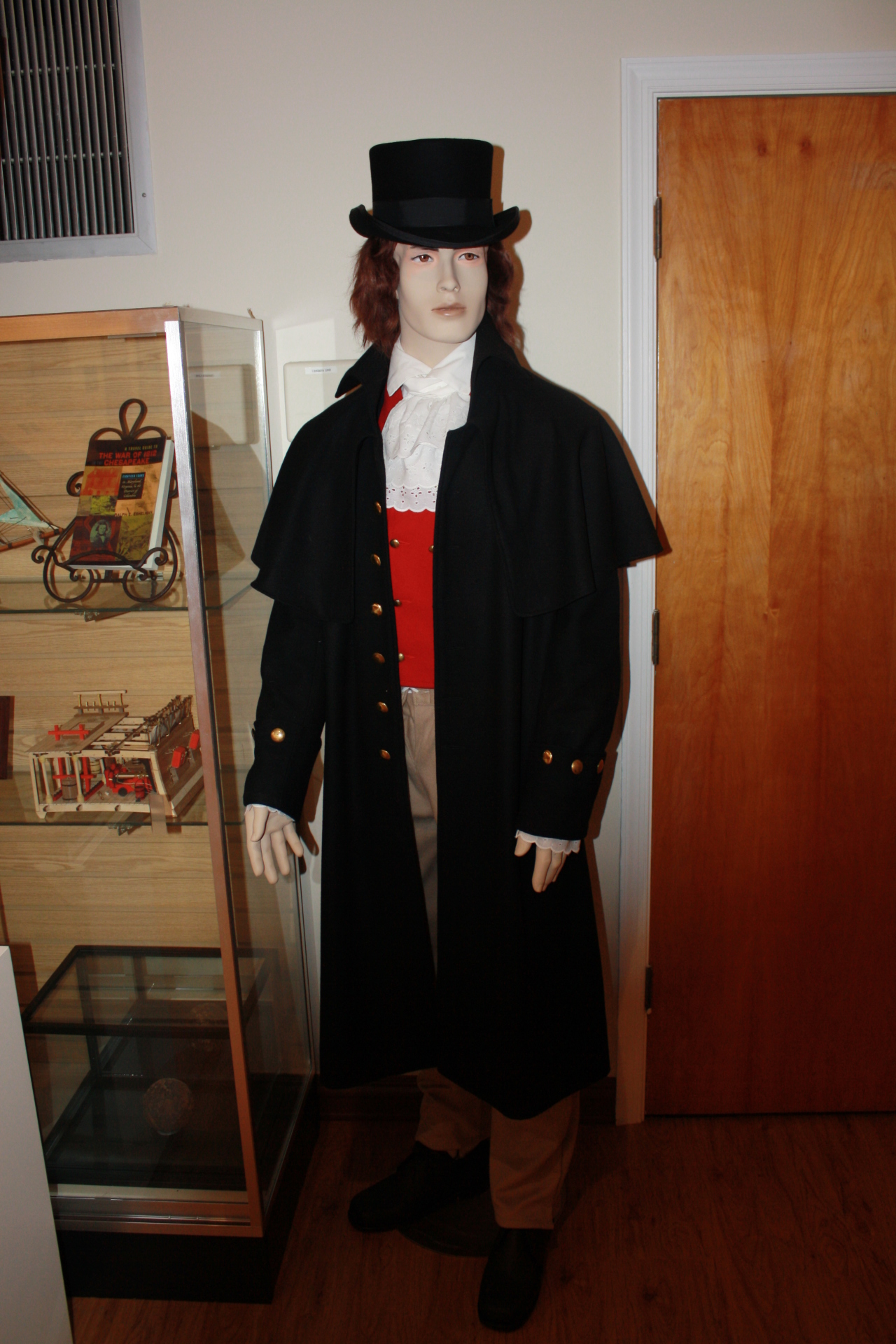 Francis Scott Key Costume
