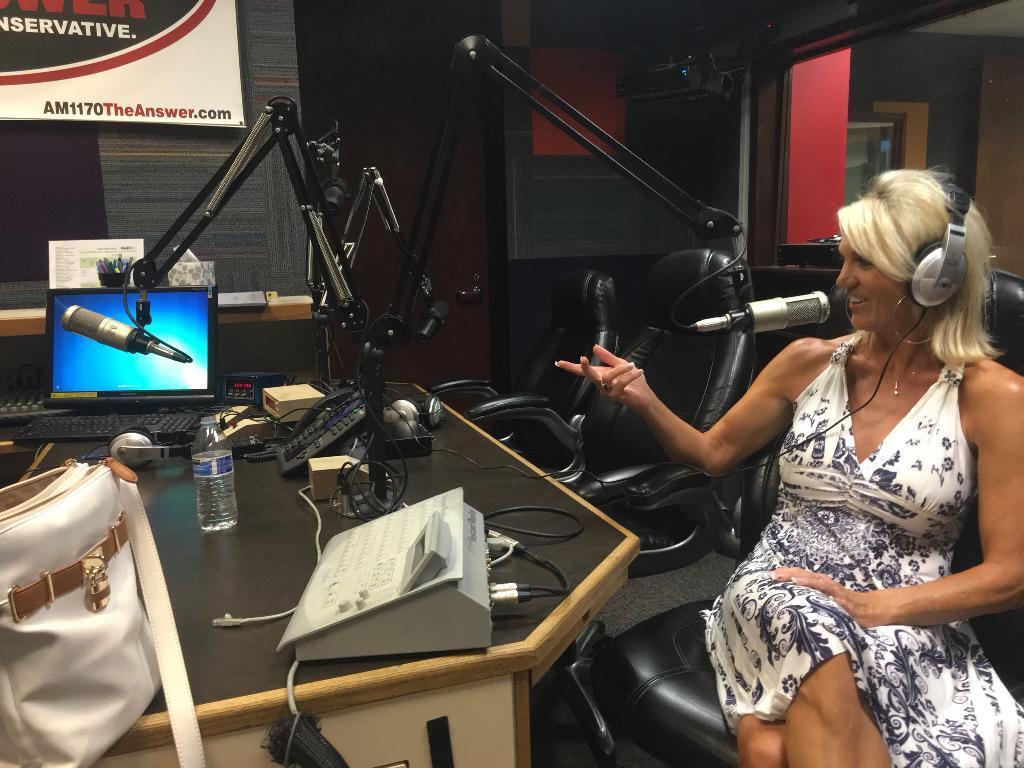 San Diego's KCBQ Military Monday's Radio Show Interview