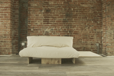 Cloud Plateau Loveseat Lounger