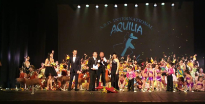 Aquilia Dance Italy Annual Show 2013