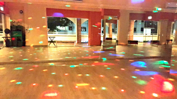 events studio rental, dance parties
